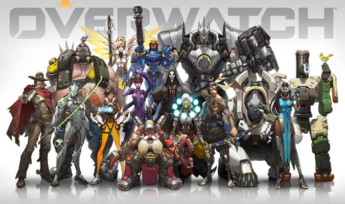 UK Charts: Overwatch Regains The Top Spot
