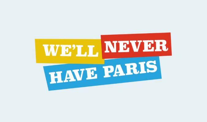 We'll Never Have Paris – Trailer