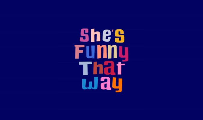 She's Funny That Way – Trailer #2