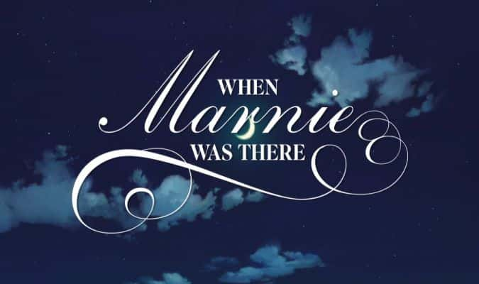 When Marnie Was There – Trailer