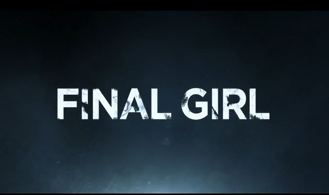 Cinedigm's Final Girl – Trailer