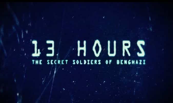 13 Hours: The Secret Soldiers of Benghazi – International Trailer