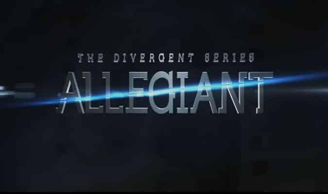 Lionsgate's The Divergent Series: Allegiant – Trailer