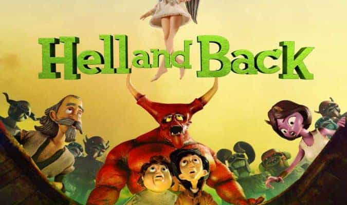 Hell and Back – Trailer