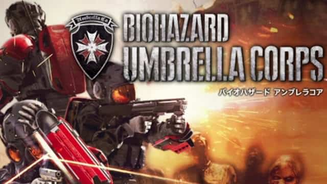 Umbrella Corps Launch Trailer