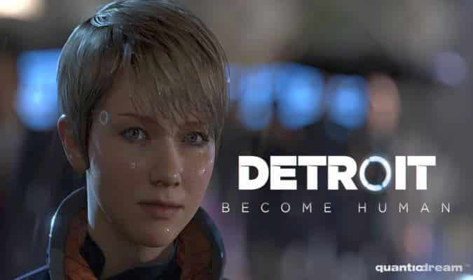 Detroit: Become Human 'Future of Detroit'