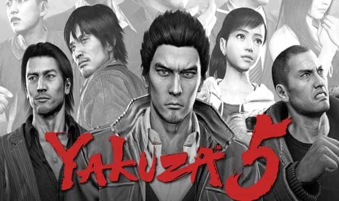 Yakuza 5 Launches December 8, Yakuza 0 Coming To West