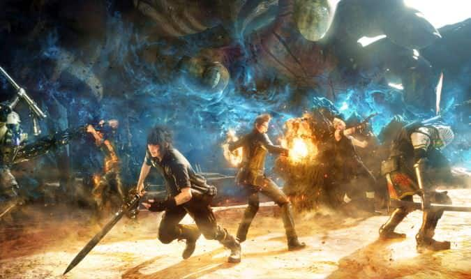 Final Fantasy XV Game Flow, Map Shift & More Detailed