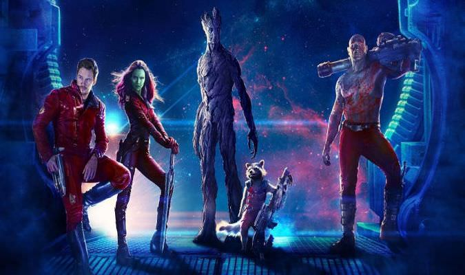 First Guardians of the Galaxy Vol. 2 Teaser Trailer