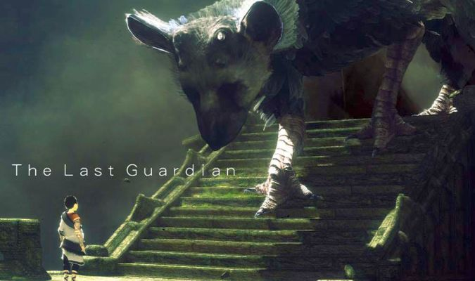 E3 2015: The Last Guardian Gameplay