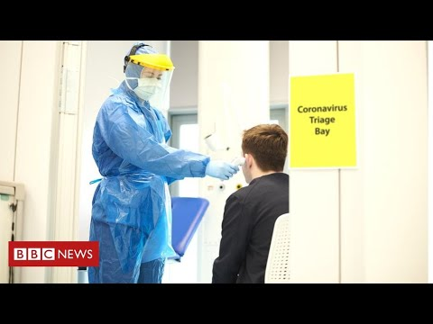 Coronavirus: new figures reveal sharp rise in weekly deaths – BBC News