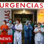 Coronavirus: Spanish deaths fall for fourth consecutive day – BBC Information