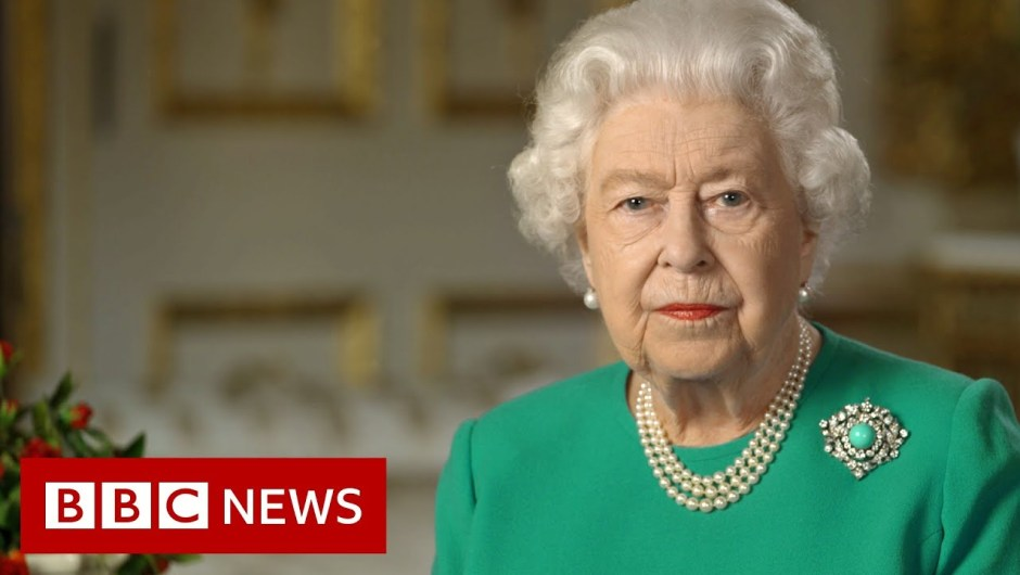 Coronavirus: The Queen offers particular deal with throughout pandemic  – BBC Information