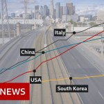US dying charges v UK, Italy and South Korea – BBC Information