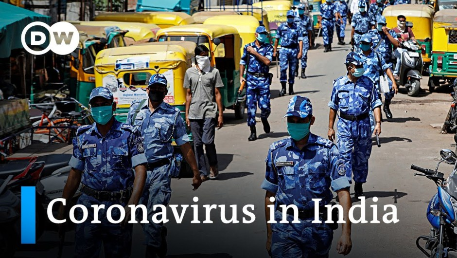 Coronavirus lockdown leaves India's poorest fearing starvation | DW Information