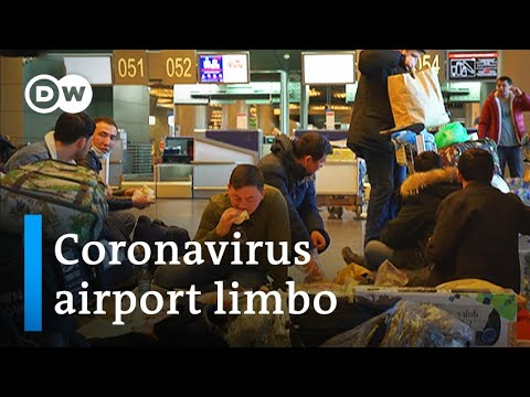 Coronavirus: Russia's ban leaves vacationers stranded at Moscow airport | DW Information