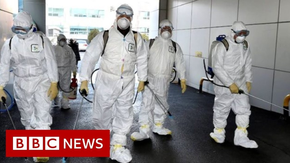 Coronavirus: South Korea has seen its confirmed instances spike – BBC Information