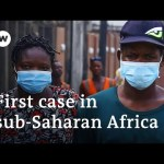 Nigeria confirms first coronavirus case is Italian man in Lagos   DW Information
