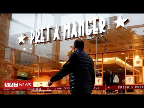 Pret to chop over a 3rd of UK workforce – BBC Information