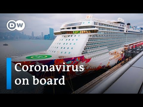 Cruise ship quarantined off Hong Kong amid coronavirus outbreak | DW Information