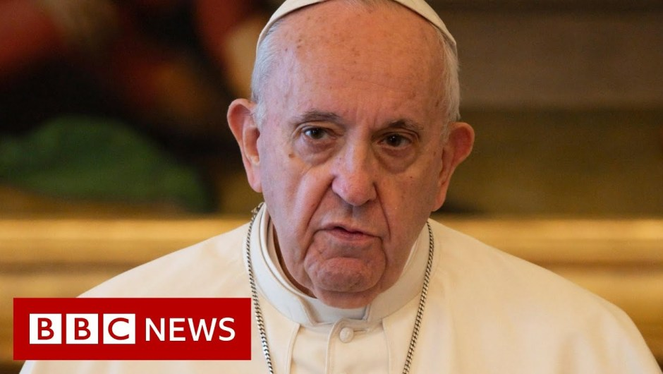 Coronavirus: Pope calls for vaccine entry for the poor  – BBC Information