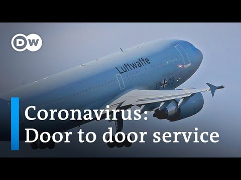 Coronavirus evacuees go from lockdown in China to quarantine at dwelling | DW Information