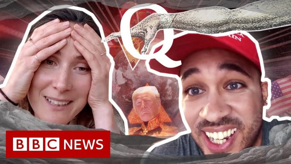 QAnon, coronavirus and the conspiracy cult – BBC Information