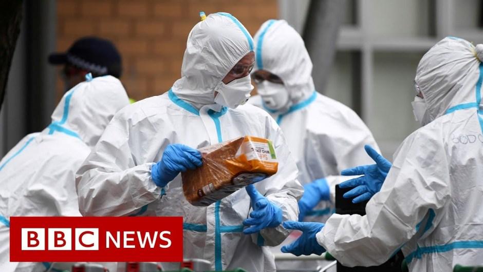 Coronavirus updates from all over the world – BBC Information