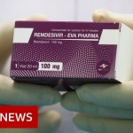 Coronavirus: US Buys almost all of Covid-19 drug remdesivir – BBC Information