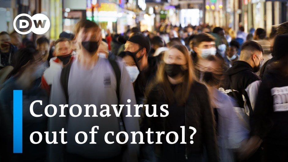 Coronavirus hotspots: Europe's cities uncontrolled?