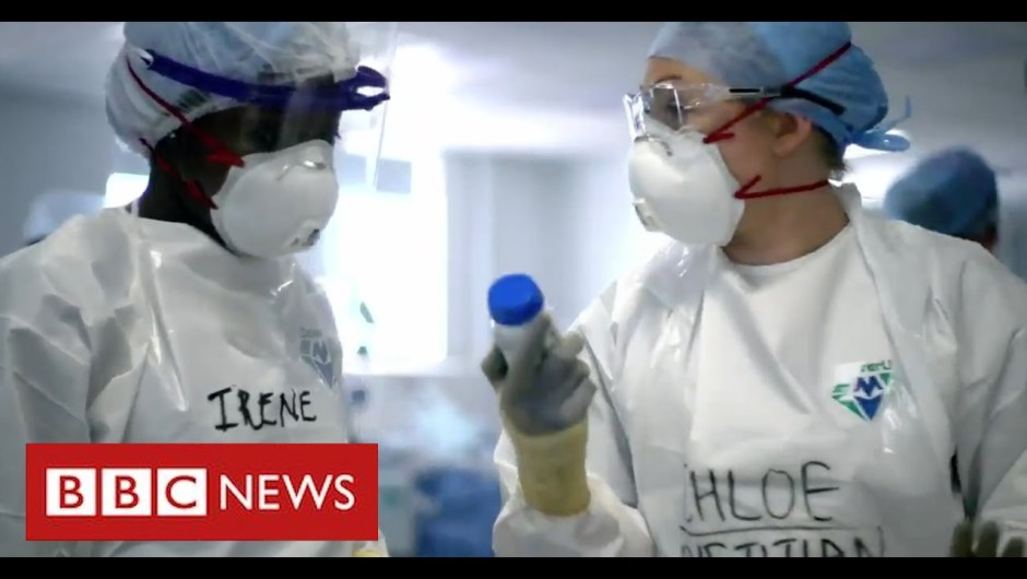Coronavirus: the ethnic minority well being staff placing their very own lives on the road – BBC Information