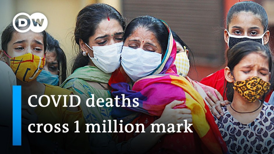 Coronavirus Replace: 6 Million instances in India +++ Resurgence of infections within the Amazon   DW Information