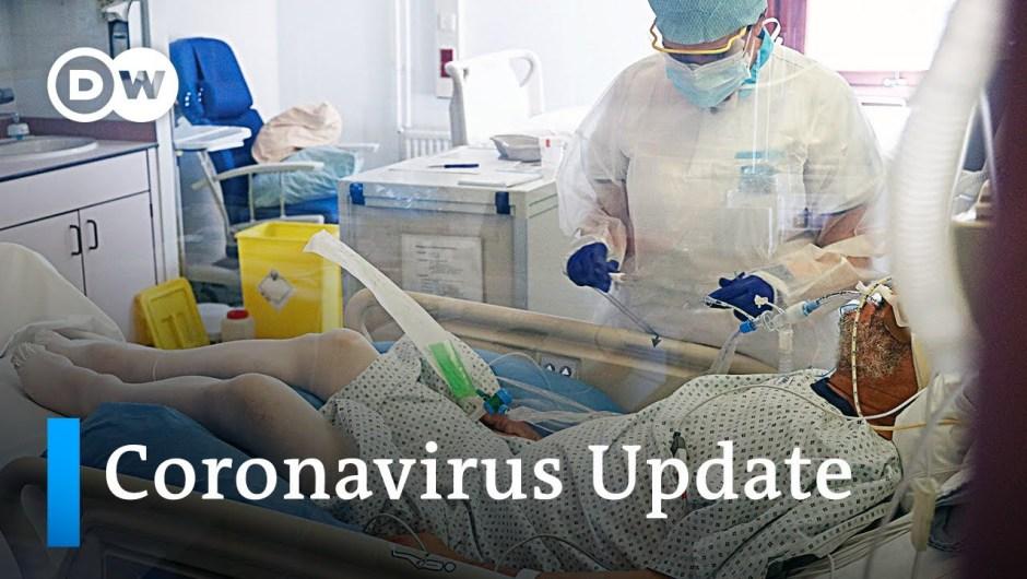 Coronavirus infections surge in France and the UK   Coronavirus Replace
