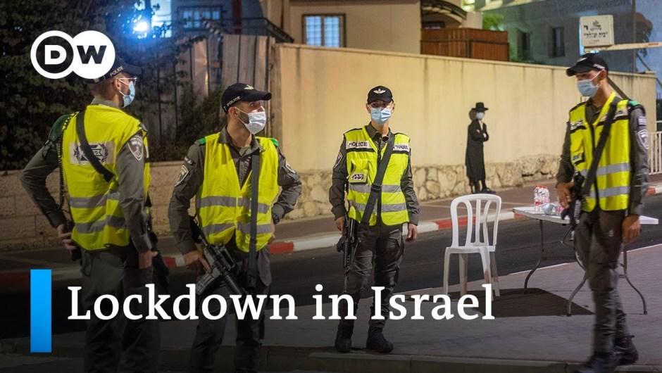 Israel enters second coronavirus lockdown amid surging infections   Coronavirus Replace