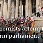 Germany shocked by far-right protesters attempting to enter Parliament | DW Information