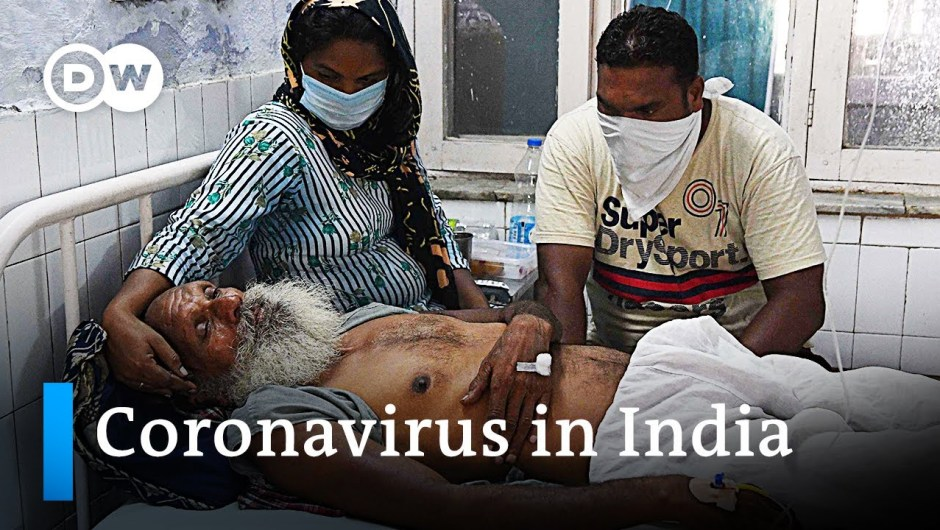 India COVID circumstances cross 2 million after file every day bounce   DW India