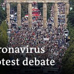 Politicians offended over coronavirus protest in Germany | DW Information