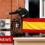 Coronavirus: The most recent from Europe – BBC Information