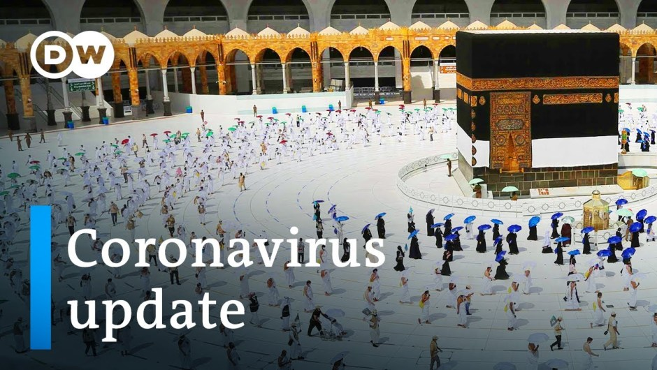 Tremendous spreaders & second waves: Information on the COVID-19 pandemic | Coronavirus replace