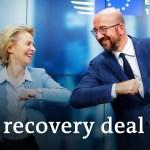 EU leaders strike deal on coronavirus restoration fund | DW Information
