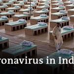 Coronavirus instances in India cross 600,000 | Covid Replace