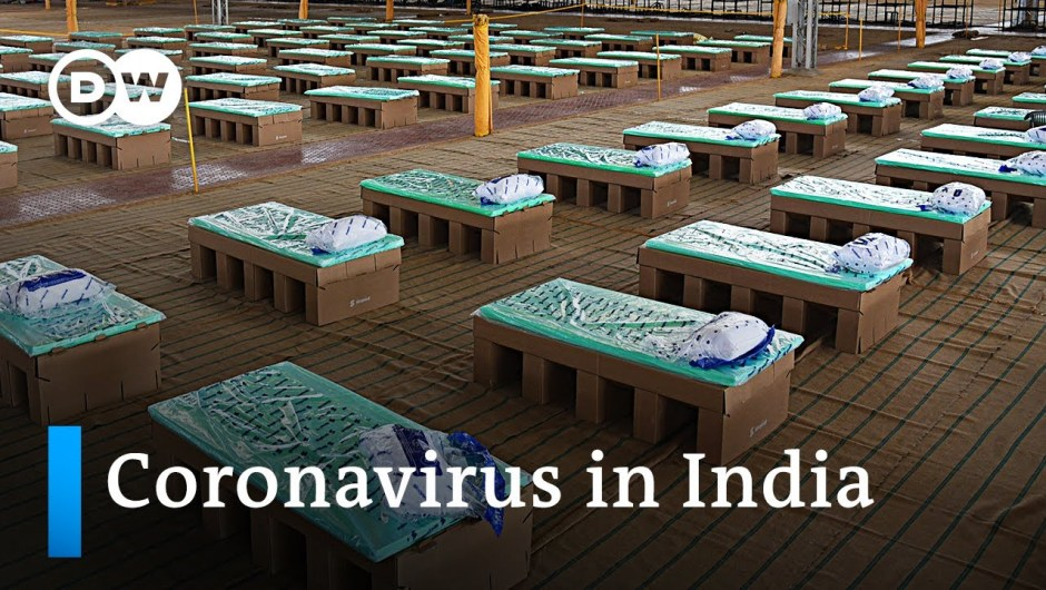 Coronavirus instances surge in India's capital Delhi | DW Information