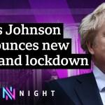 Coronavirus: New lockdown for England forward of 'hardest weeks' – BBC Newsnight