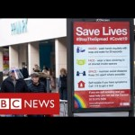 Coronavirus spreading sooner in England than authorities's worst-case situation – BBC Information