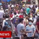 Covid: India's coronavirus outbreak in 200 seconds – BBC Information