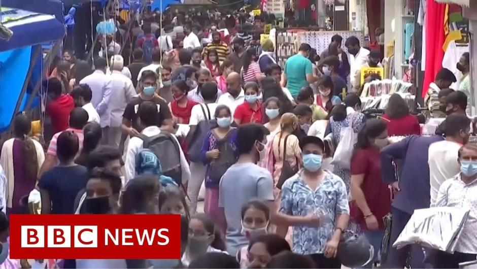Covid: India's coronavirus outbreak in 200 seconds – BBC Information