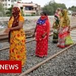 India's coronavirus infections high 5 million mark – BBC Information