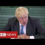 "Boris Johnson blames coronavirus check shortages on ""colossal spike in demand"" – BBC Information"