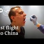 New coronavirus case on first Germany-China return flight   DW Information