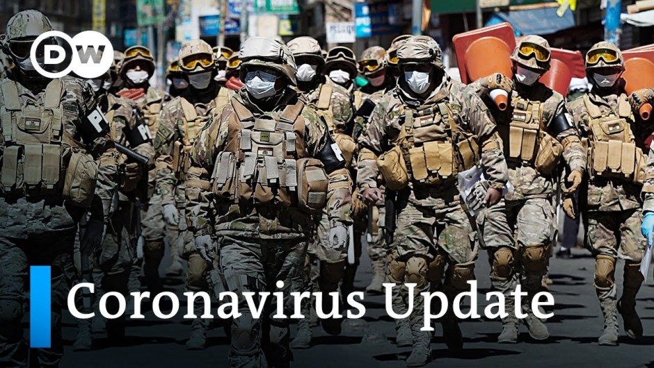 Coronavirus demise toll supasses 300,000 +++ Bolivian protesters defy lockdown orders | Corona replace